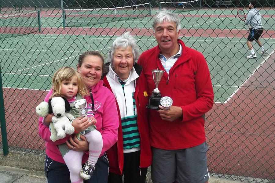 Handicap Tournament Finals Weekend 2015