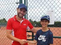 Junior Tennis Player Of The Term Ashford Tennis Club