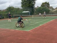 Wheelchair Tennis Tournament
