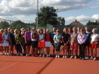 Ladies Day Tennis